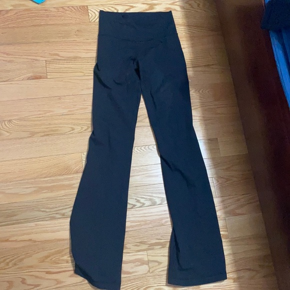 Lululemon flared yoga pants